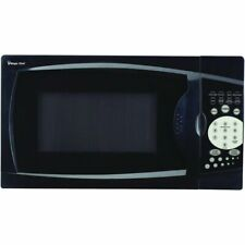 Magic Chef 0.7 Cu Ft Countertop Microwave MCM770B1 Black