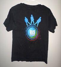 BLUE MAN GROUP theater small T shirt Universal concert Orlando off-Broadway OG