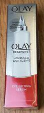 Olay Regenerist Advanced Anti-Ageing Eye Lifting Serum 15ml Brand New In Box