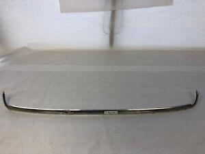 Used Hardtop Rear Lower Chrome Molding Fits Mercedes W113 230SL 250SL 280SL