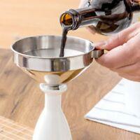 Edelstahl Trichter Verschleißfeste Nützlich Trichter für Daheim Küchengeräte