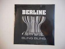 BERLINE : BLING BLING ♦ CD SINGLE NEUF PORT GRATUIT ♦