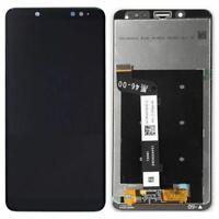 ECRAN LCD + VITRE TACTILE ORIGINAL OEM XIAOMI REDMI NOTE 5 NOIR / outils / colle