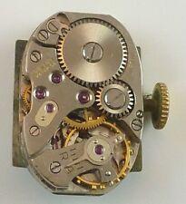 Vintage Huguenin Mechanical Wristwatch Movement - Ladies - Parts / Repair
