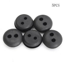 5x2Hole Fuel Gas Tank Rubber Grommet Replacement For Stihl Husqvarna Homelite