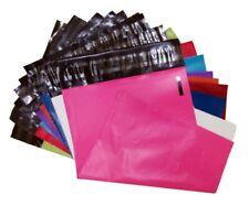 More details for coloured mailing postal bags parcel sacks mail post bag blue pink & purple red