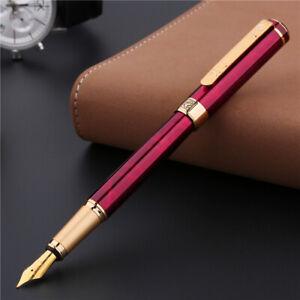 Picasso Fountain Pen 902 GENTALMAN COLLECTION Bright Agate Red Barrel
