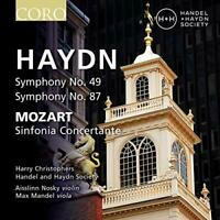Handel and the Haydn Society - Haydn: Symphonies [Handel and the [CD]