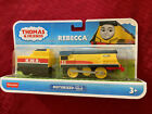 Thomas & Friends Track Master Motorized Action Rebecca w/ Coal Tender Car Sealed