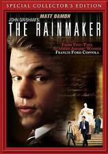 The Rainmaker (DVD, 2013) ( BRAND NEW ) PLUS A MARVEL IRON MAN COMIC BOOK (B15)