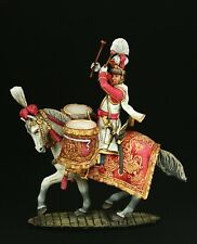 Tin soldier, Museum (TOP), Drummer of Polish Lancers 54 mm, Napoleonic Wars