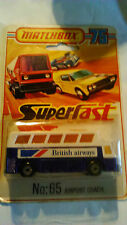 Matchbox Superfast DieCast Cars, Trucks & Vans