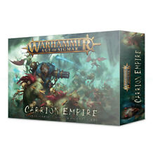 Age of Sigmar Carrion Empire Book, Core Rules and token sheet