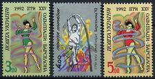 Ukraine 1992 SG#54-6 jeux olympiques neuf sans charnière set #D4565