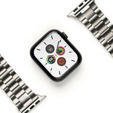 For Apple Watch Series 6/5/4/3/2/1/SE (38,40,42,44mm) Metal Band Strap | Ringke