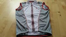 USED Authentic SPECIALIZED VEST fleece Grey-White, size M ,J253(U)
