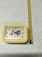 Vintage Hello Kitty Vintage Quartz Alarm Clock With Gift Box Untested