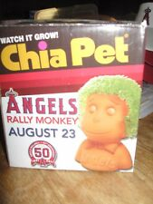 LA CA ANAHEIM ANGELS RALLY MONKEY CHIA PET AUGUST 23 2010 SGA BASEBALL MLB