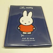 """Magpie Cut and Sew """"Red Miffy"""" New and Sealed"""