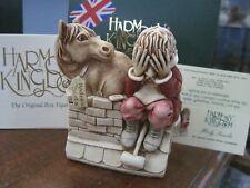Harmony Kingdom Holy Smoke Santa Delivers Horse Uk Made Box Figurine
