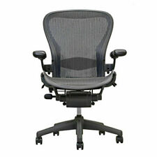 Herman Miller Aeron Chair - Size B in Excellent Condition - Fully Adjustable