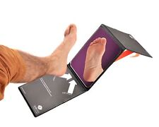 Foot inspection mirror (Solesee) for people with diabetes