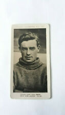 1922 Pattreiouex Cigarette Card #FC13 Youngs West Ham United