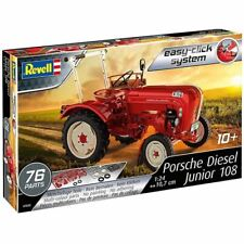 Revell 07820 Kit Porsche Junior 108 on a Scale of 1 24