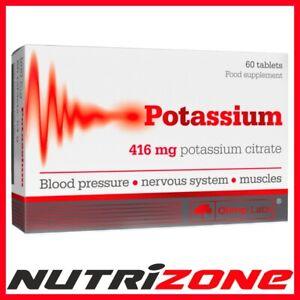 POTAS POTASSIUM Nervous & Muscular System Blood Pressure Support Formula