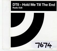 (FT848) DT8, Hold Me Till The End - 2007 DJ CD