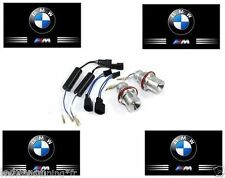 2 LED 10W CREE ANGEL EYES BMW SERIE 1 E87 AVEC XENON DE 2004 A 2007 118D 120D