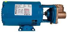 "Burks Condensate Turbine Boiler Feed Pump 24Ct7M 1/4 Hp 115/230V 1Ph 1"""