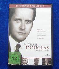 Michael Douglas Collection The Game Ich, Du und der Andere, 3 DVD Box