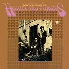 Hearts And Flowers - Now Is The Time For Hearts And Flowers 180G LP REISSUE NEW