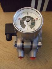 New listing New Nice Fischer Porter Differential Pressure Gauge + Manifold Da03 99Lr03Lw000C