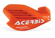 New Acerbis X-FORCE Handguards Orange Black Guards KTM SX SXF EXC-F EXC XC