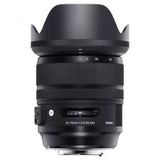 Sigma Art 24-70mm F/2.8 DG OS HSM Lens For Nikon (Black)