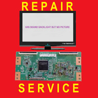 TCL   55P607   T-CON BOARD  342911003613   ST5461D04-1-C-7   REPAIR SERVICE