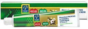 (9,90€/100g) Manuka Health Propolis & Manuka Zahncreme 100 ml MGO 400