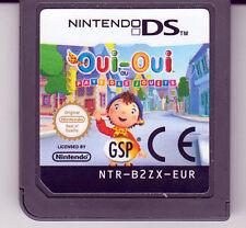 Oui-Oui au pays des jouets - Jeu Nintendo DS - (Cartouche seule)