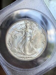 1947-D Walking Liberty Half PCGS MS65
