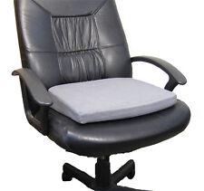 Memory Foam THICK Seat Wedge Tailbone Cushion Posture Aid Office Home  SC13G