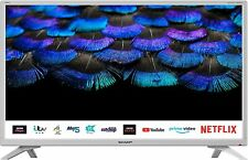 SHARP 1T C32BC2KH2FW 32 Inch Smart TV, HD Ready LED Display with Harman/Kardon