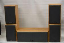 DB Dynamics Titan Mini Theatre Five (5) Speaker Set