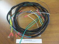 Farmall 560 Diesel Main Wiring Harness Ser#501-36042 - IH#370438R91