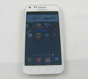 Samsung SCH-R760 Galaxy S II U.S Cellular Phone  GOOD (White)