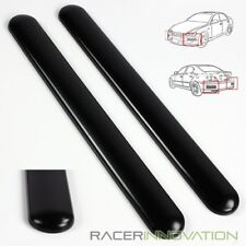 310mm Black Front/Rear Bumper/Side Door Scratch Protector Protective Strip Guard