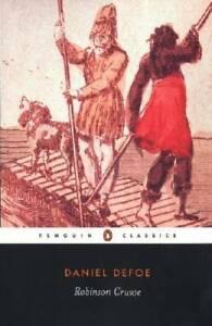 Robinson Crusoe (Penguin Classics) - Paperback By Defoe, Daniel - GOOD