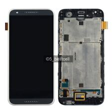 HTC DESIRE 620 620G Black Touch Digitizer Screen+Lcd Display Assembly+Frame