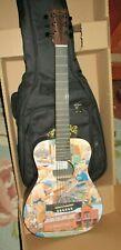 CF Martin & Co Little Martin LX Tour w/Bag ARTIST Acoustic Guitar SIGNED NEW BOX